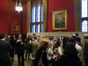 Nano Novels at the House of Lords Feb 2011